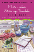 Miss Julia Stirs Up Trouble Book Cover