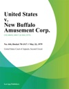 United States V New Buffalo Amusement Corp