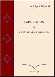 EXPLICATION DE LEPîTRE AUX ÉPHéSIENS