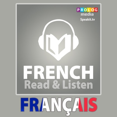 French Phrase Book / Read & Listen / Fully Audio Narrated