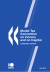 Model Tax Convention On Income And On Capital Condensed Version 2010