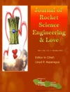 The Journal Of Rocket Science Engineering And Love