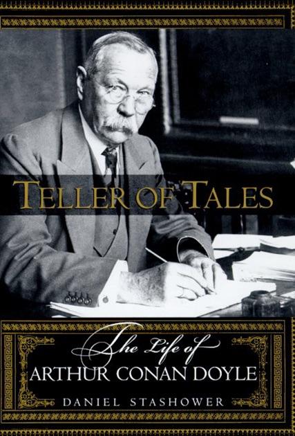 Teller Of Tales By Daniel Stashower On Apple Books