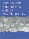 Advanced Abnormal Child Psychology
