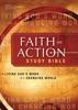 NIV, Faith In Action Study Bible