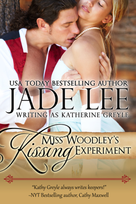 Miss Woodley's Kissing Experiment - Jade Lee book