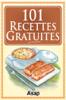 Œuvre collective - 101 recettes gratuites artwork