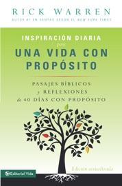 Inspiración diaria para una vida con propósito PDF Download