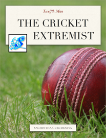 The Cricket Extremist book