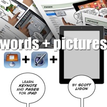 Words & Pictures: Learn Keynote And Pages For IPad