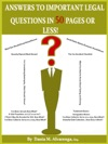 Answers To Important Legal Questions In 5