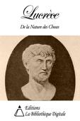 Lucrèce - De la Nature des Choses