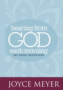 Hearing from God Each Morning Book Cover