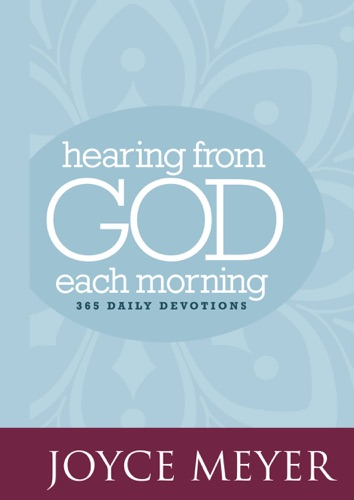 Joyce Meyer - Hearing from God Each Morning