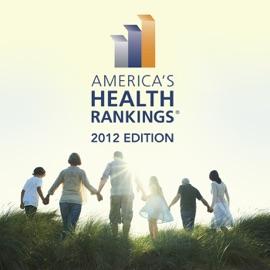 America S Health Rankings 2012 Edition