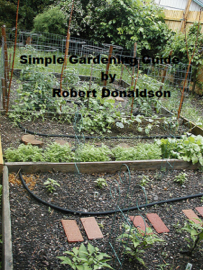 Simple Gardening Guide book