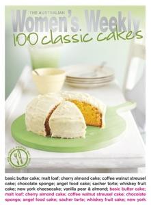 100 Classic Cakes da Octopus