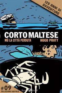 Corto Maltese - Mū #9 da Hugo Pratt Copertina del libro