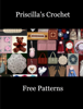 Priscilla Hewitt & Jared Hewitt - Priscilla's Crochet Free Patterns grafismos