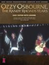 Ozzy Osbourne - The Randy Rhoads Years Songbook