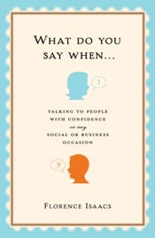 What Do You Say When . . .
