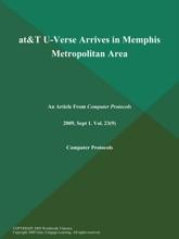 AT&T U-Verse Arrives In Memphis Metropolitan Area