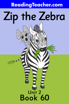 Zip the Zebra - Francis Morgan & Josephine Lai book