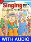 Singing Method For Young Beginners - Progressive Lessons With Audio