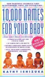 10 000 Names For Your Baby