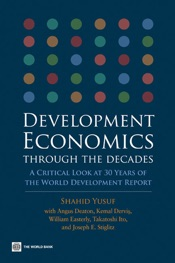 Development Economics through the Decades