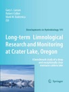 Long-term Limnological Research And Monitoring At Crater Lake Oregon