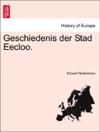 Geschiedenis Der Stad Eecloo