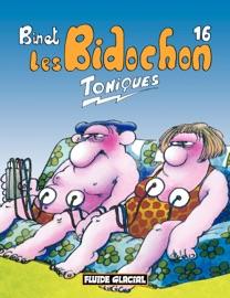 LES BIDOCHON TOME 16