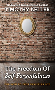 The Freedom of Self-Forgetfulness Book Cover
