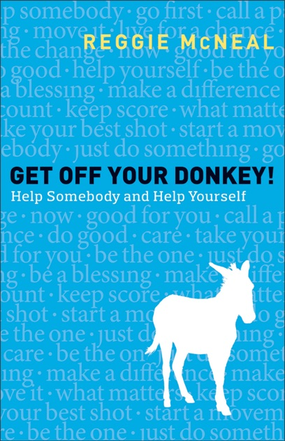 Get Off Your Donkey! by Reggie McNeal on Apple Books