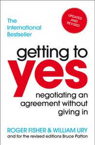 Getting to Yes Boekomslag