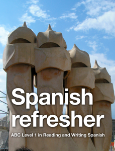 Spanish refresher Book Review
