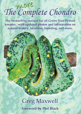 The More Complete Chondro - Greg Maxwell book