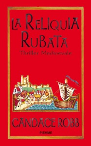 La reliquia rubata Book Cover