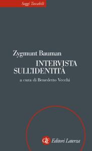 Intervista sull'identità Libro Cover
