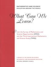 Mathematics And Science Education Around The World