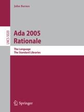 Ada 2005 Rationale