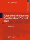 Automotive Mechatronics Operational And Practical Issues