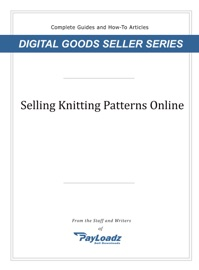 Selling Knitting Patterns Online