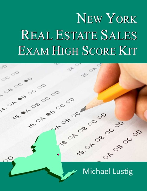 New York Real Estate Sales Exam High-Score Kit by Michael Lustig on Apple  Books