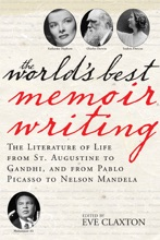 World's Best Memoir Writing