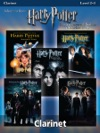 Harry Potter Clarinet Instrumental Solos From Movies 1-5