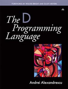 The D Programming Language Boekomslag