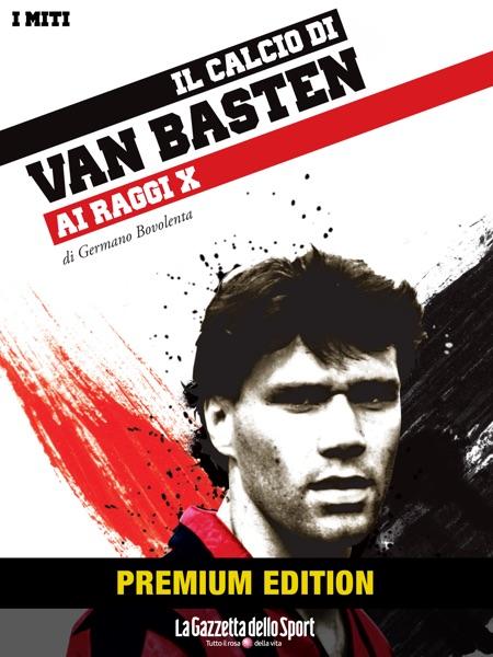 Il calcio di Van Basten ai raggi X