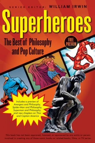 William Irwin - Superheroes